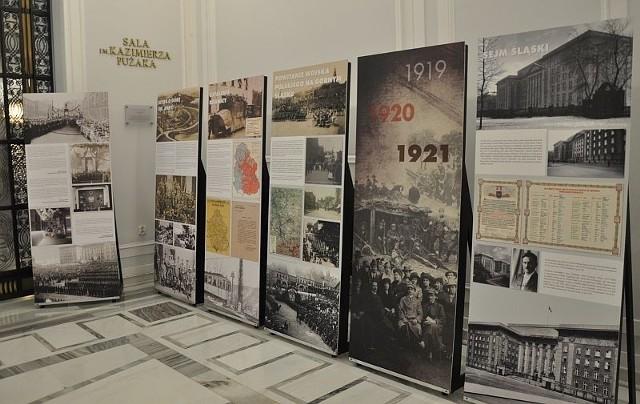 Wystawa o III powstaniu śląskim w Sejmie