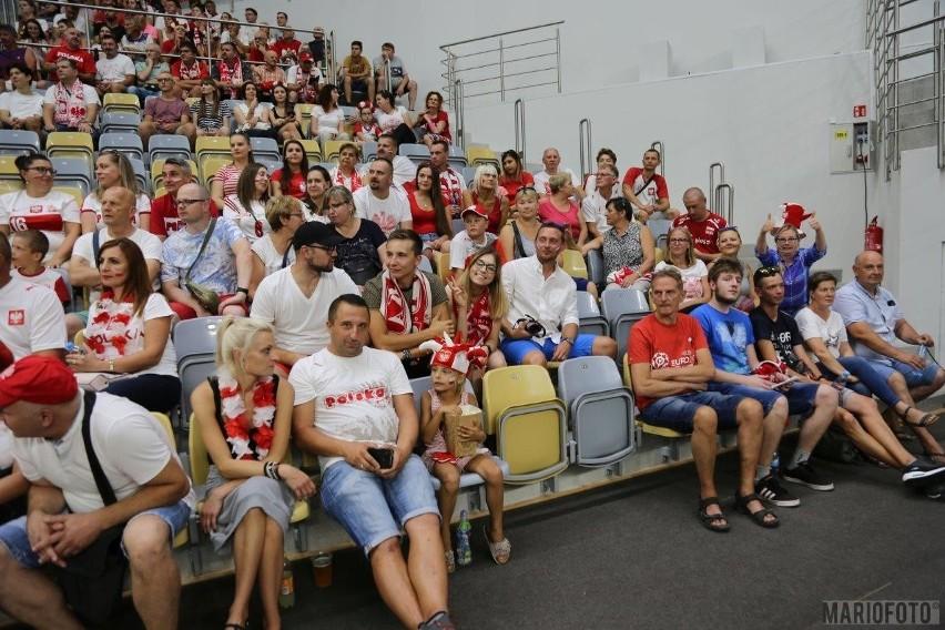 Polska pewnie pokonała Holandię w pierwszym meczu w Opolu