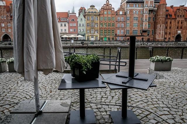 Ogródki lokali gastronomicznych w Gdańsku gotowe na przyjęcie klientów od 18.05.2020