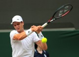 Hubert Hurkacz dobrze rozpoczął Wimbledon. Pierwsze tegoroczne zwycięstwo wielkoszlemowe
