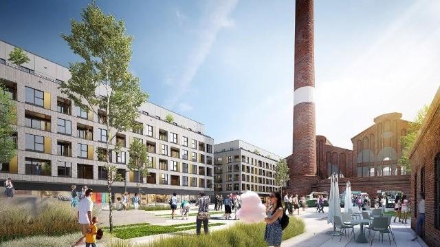 Zaczęła się budowa potężnego kompleksu biurowo – mieszkaniowego Fuzja na terenie dawnego imperium przemysłowego Karola Scheiblera w Łodzi. W ramach pierwszego etapu budowy powstaną dwa obiekty z 274 mieszkaniami. Potem będą odnawiane stare, zabytkowe budynki oraz stawiane nowe. W ten sposób pojawi się miasto w mieście, bowiem oprócz biur i mieszkań będzie tam handel, usługi, lokale gastronomiczne oraz place, aleje, chodniki, parkingi i dużo zieleni.CZYTAJ DALEJ NA NASTĘPNYM SLAJDZIE