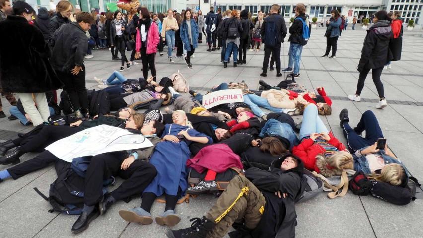 Trwa Młodzieżowy Strajk Klimatyczny. W piątek 20 września,...