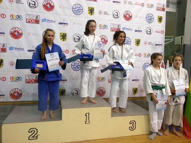 Drugie miejsce zajęła Maryla Kostyra