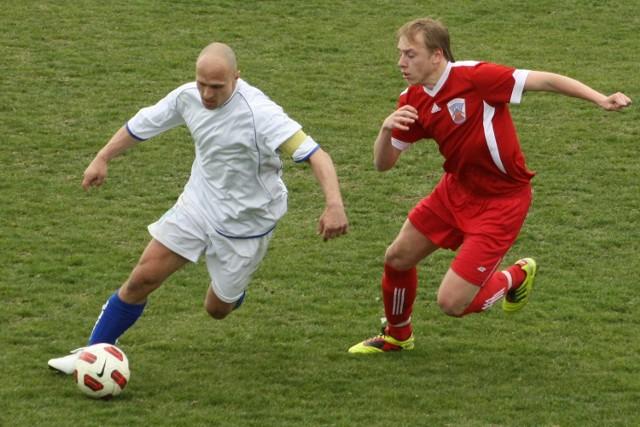V liga, wiosna 2011: Spójnia Osiek - Maków Halniak P.