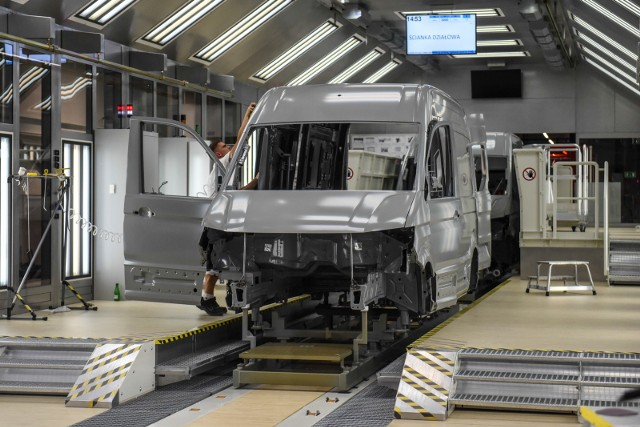 W czwartek o godzinie 10 rozpocznie się także konferencja prasowa Volkswagena z okazji rozpoczęcia seryjnej produkcji modelu Caddy5 w Poznaniu.