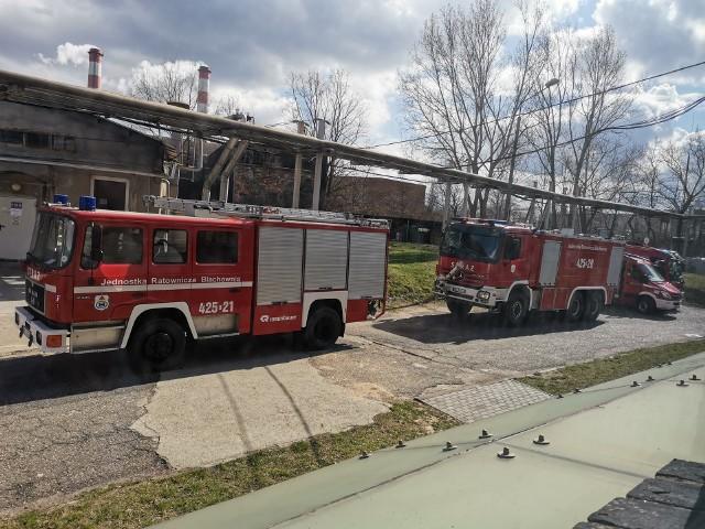 Straż pożarna na miejscu pojawiła się... po pięciu godzinach.Wojewoda opolski Sławomir Kłosowski domaga się teraz wyjaśnień w tej sprawie.