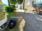 Wrocław. Dziecko wypadło z okna budynku na Tarnogaju