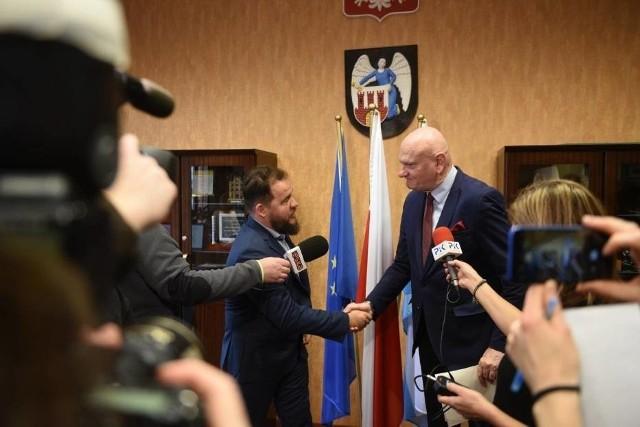 W lutym 2020 prezydent Torunia Michał Zaleski i dyrektor ECF Camerimage Kazimierz Suwała podpisali w Urzędzie Miasta akt notarialny w sprawie przekazania gruntu pod budowę państwowej instytucji kultury