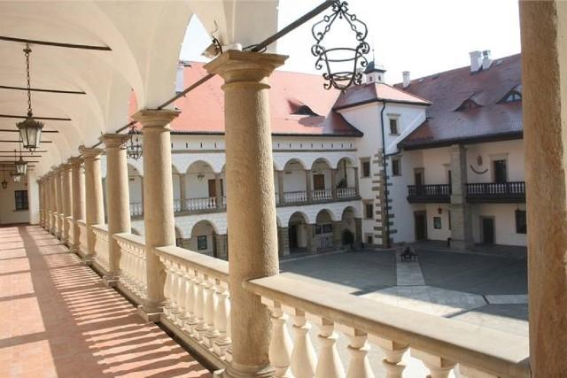 Zamek Królewski w Niepołomicach