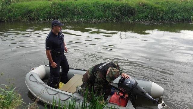 Celem działań jest udaremnienie nielegalnego połowu ryb oraz sprawdzanie bezpieczeństwa w okolicach lokalnych rzek.
