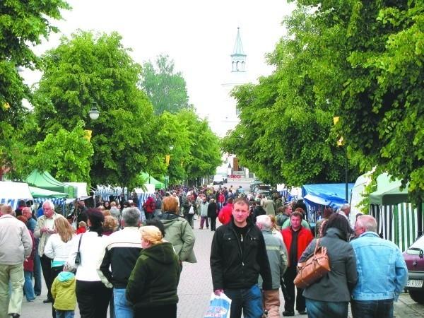 Padał deszcz? I co z tego. Uczestnikom Uroczyska 2009 pogoda w ogóle nie przeszkadzała.