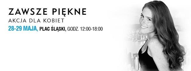 Mieszkanki Śląska będą mogły zapozować w Silesia City Center do czarno-białych fotografii, pokazując swoje niedoskonałości.