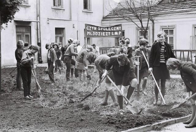 Tak wyglądał czyn społeczny ponad 50 lat temu