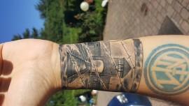 Tatuaże Na Pamiątkę Ofiar Z Auschwitz To Właściwe Gazeta