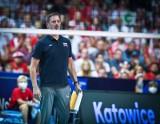 Alberto Giuliani, trener Asseco Resovii żegna się z pracą w reprezentacją Słowenii