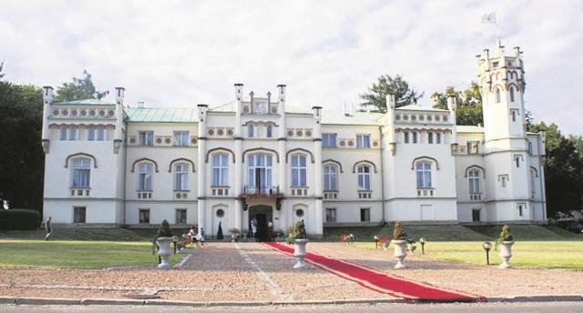 Dofinansowanie dostanie też pałac w Paszkówce