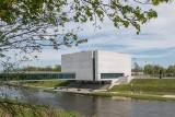Nad Cybiną postawiono instalacje artystyczne. Brama Poznania chce zwrócić uwagę na dziedzictwo miasta