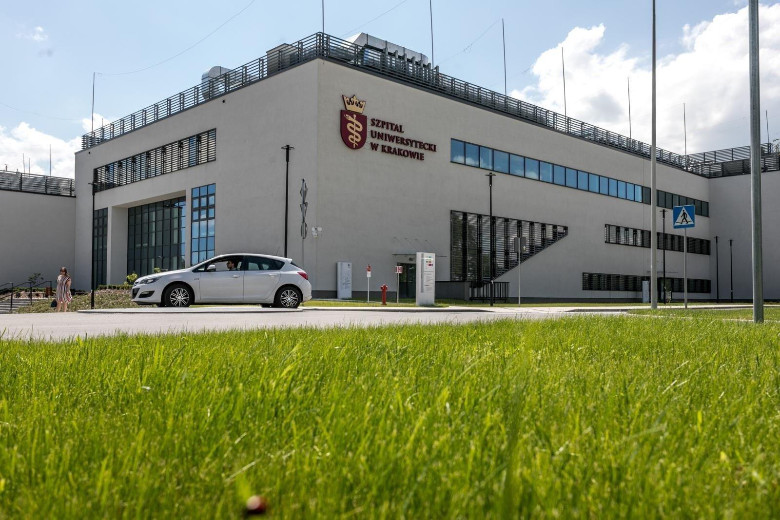Krakow W Poniedzialek Rusza Przeprowadzka Szpitala