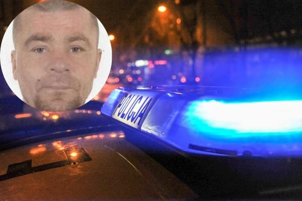 Wojciech Sipa ostatni raz był widziany w Zaborze. Mężczyzna nadużywa alkoholu