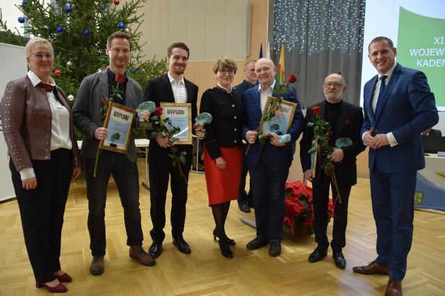 20 grudnia 2019 r. Uroczystość wręczenia Nagród Kulturalnych Marszałka Województwa Lubuskiego oraz nagród za wspieranie i promowanie życia kulturalnego regionu Złoty Dukat Lubuski.