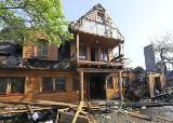 Pożar Tatarskiej Jurty w Kruszynianach. Możesz pomóc w odbudowie [zdjęcia]