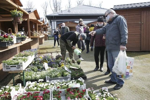 Bazarek Natury w Krępie Słupskiej