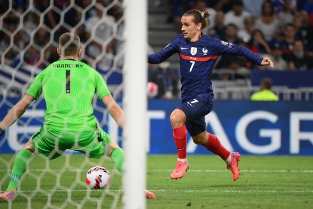 Antoine Griezmann nie sprawdził się w Barcelonie, ale w reprezentacji Francji wciąż jest niezastąpiony