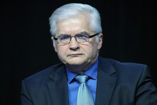 Włodzimierz Cimoszewicz, były premier, były szef MSZ