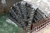 Muszą odpompować 12 tysięcy metrów sześciennych wody z tunelu w Świnoujściu! WIDEO i ZDJĘCIA
