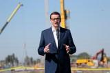 Morawiecki na dworcu Warszawa Zachodnia: Stawiamy na kolej przyszłości