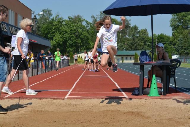 W Sępólnie na stadionie odbyły się Mistrzostwa Miasta i Gminy w Lekkiej Atletyce