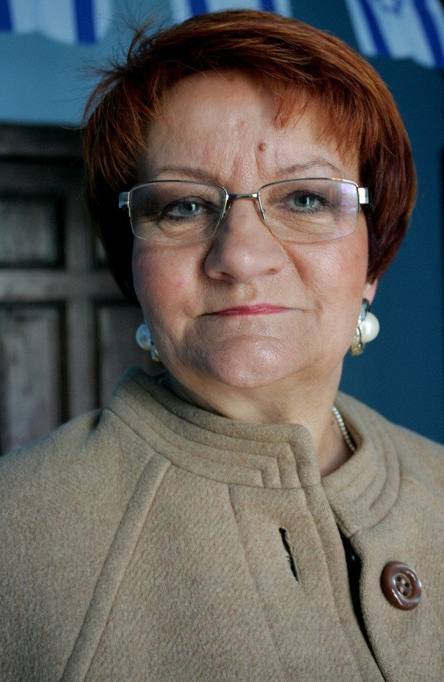 Alicja Kobus kieruje Gminą Żydowską w Poznaniu od 15 lat