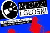 Młodzi i Głośni - koncert przy ul. Banacha w Słupsku