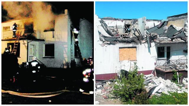 - Takiego sylwestra i Nowego Roku nie pamiętamy - mówili w styczniu 2016 r. strażacy z Państwowej Straży Pożarnej w Pucku, którzy gasili pożar domu w Rewie obok dwóch innych w Helu i Mrzezinie- Był to po prostu ogromny wybuch, gdzie w kilka dosłownie sekund piętro legło w gruzach - mówią dzisiaj właściciele domu