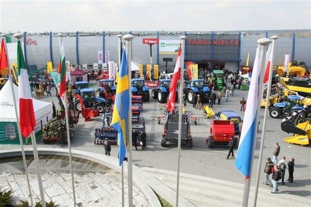 Agrotech to największa w Polsce wystawa sprzętu rolniczego. W tym roku odwiedziło ją 40 tysięcy gości