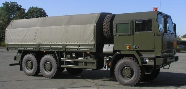 Takie ciężarówki produkuje Jelcz-Komponenty