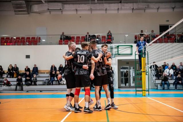 Siatkarze BAS Białystok zagrają w I lidze