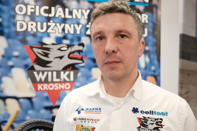 Trener Ireneusz Kwieciński mówi, że team Cellfast Wilków postara się, aby już nie było sensacji z ich udziałem
