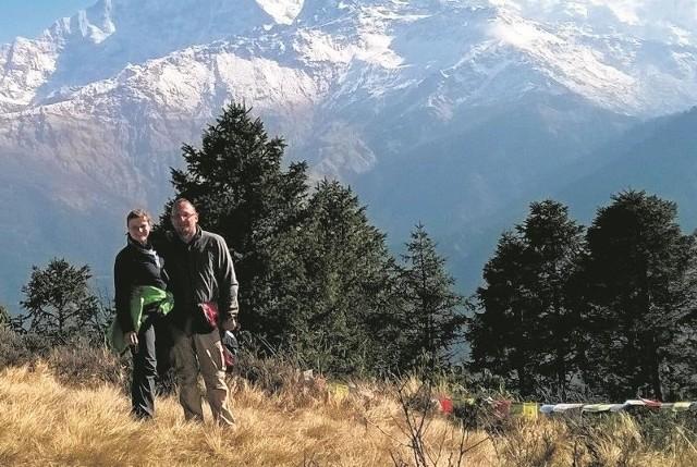 Kiedy Anna Maria Pawelec i jej narzeczony Tomasz Kamiński byli w kwietniu w Nepalu, nie spodziewali się, że ten kraj spotka wkrótce taka tragedia