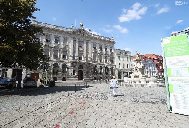 Plac Orła Białego w Szczecinie