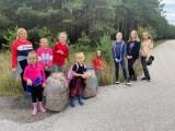 Akcja Sprzątania Świata w gminie Secemin. Mieszkańcy zebrali mnóstwo śmieci (ZDJĘCIA)