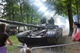 Piknik wojskowy w Drzonowie przyciągnął do muzeum tłumy! Impreza odbyła się z okazji Święta Wojska Polskiego