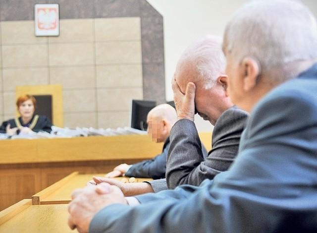 Poprzedni proces w sprawie Galbeksu zakończyła się uniewinnieniem oskarżonych