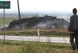 Cała wieś w dymie i smrodzie. Urzędnicy i służby są bezsilni