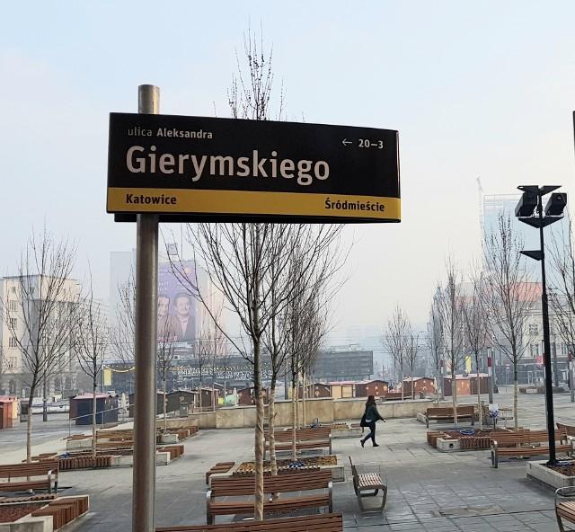 Takie tabliczki z nazwami ulic pojawią się w Katowicach.Zobacz kolejne zdjęcia. Przesuwaj zdjęcia w prawo - naciśnij strzałkę lub przycisk NASTĘPNE