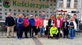 Kruszwica. Cykliści z Kruszwickiej Grupy Rowerowej przemierzali Kaszuby. Jechali trasami 60 Zlotu Przodowników Turystyki Rowerowej. Zdjęcia