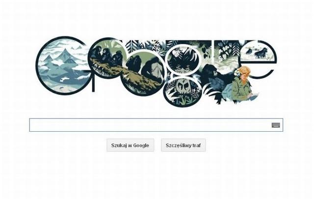 Dian Fossey - 82. rocznica urodzin.