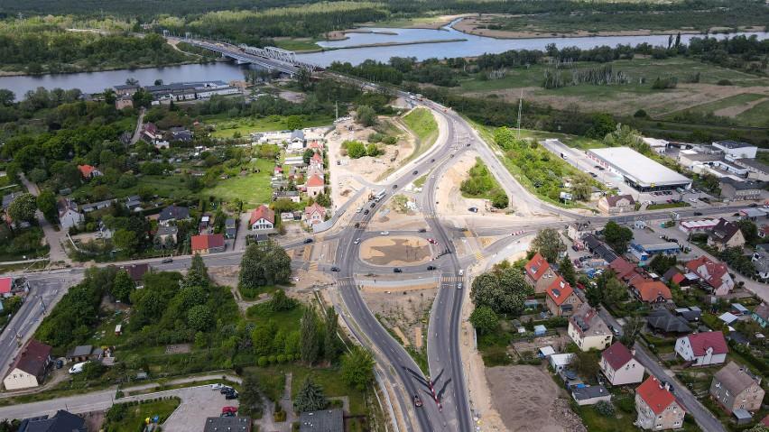 Węzeł Granitowa w Szczecinie. Jedziemy przez wielką krzyżówkę. Zatory są mniejsze? ZDJĘCIA