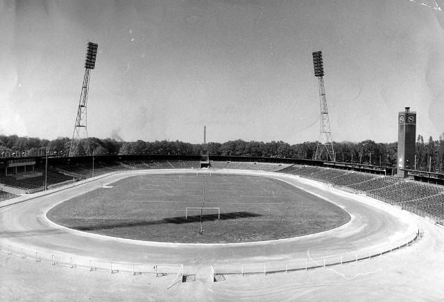 Stadion Olimpijski, 7 maja 1979