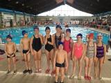 Miechów. Pływaczki wyłowiły z myślenickiego basenu dwa medale